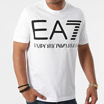 EA7 Emporio Armani - Tee Shirt 6KPT23-PJ6EZ Blanc