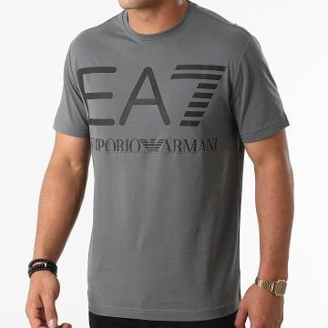 EA7 Emporio Armani - Tee Shirt 6KPT23-PJ6EZ Gris Anthracite