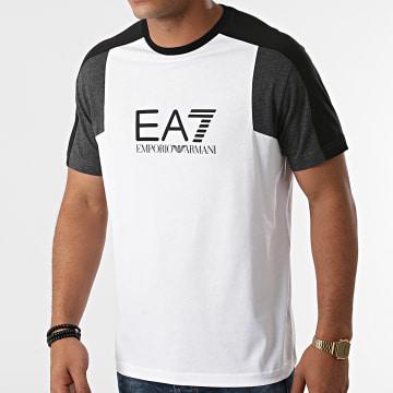 EA7 Emporio Armani - Tee Shirt 6KPT12-PJ7CZ Blanc