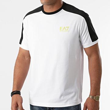 EA7 Emporio Armani - Tee Shirt 6KPT13-PJ6RZ Blanc