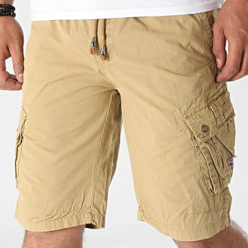 Geographical Norway - Short Cargo Pakito Beige