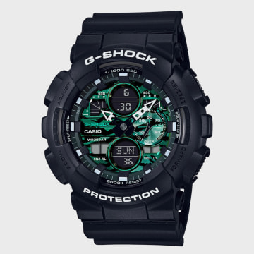 Casio - Montre G-Shock GA-140MG-1AER Noir