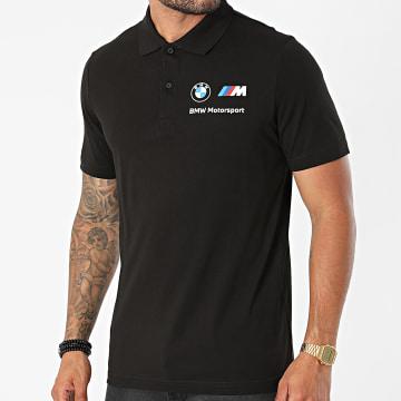 Puma - Polo Manches Courtes BMW Motorsport 532252 Noir