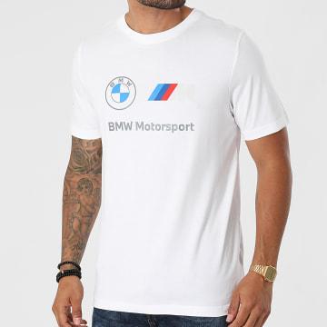 Puma - Tee Shirt BMW Motorsport 532253 Blanc