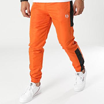Sergio Tacchini - Pantalon Jogging A Bandes Abita 39145 Orange