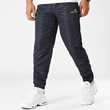 Sergio Tacchini - Pantalon Jogging 39171 Bleu Marine