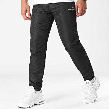 Sergio Tacchini - Pantalon Jogging Carson 021 39171 Noir Réfléchissant