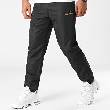 Sergio Tacchini - Pantalon Jogging Carson 021 39171 Noir Doré