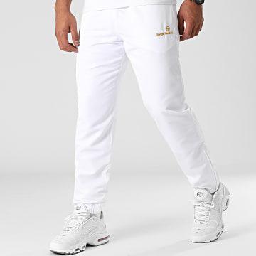 Sergio Tacchini - Pantalon Jogging 39171 Blanc