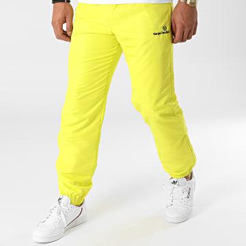 Sergio Tacchini - Pantalon Jogging Carson Slim 38718 Jaune Fluo