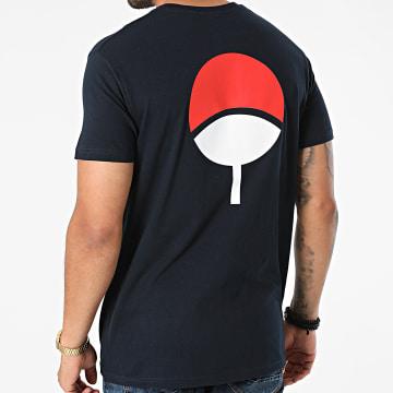 Naruto - Tee Shirt ABYTEX433 Bleu Marine