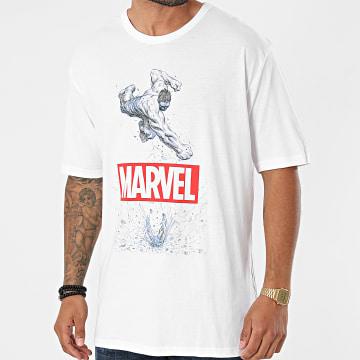 Incroyable Hulk - Tee Shirt ABYTEX414 Blanc