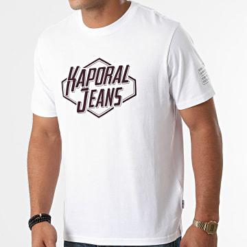 Kaporal - Tee Shirt Rois Blanc