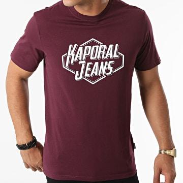 Kaporal - Tee Shirt Rois Violet Bordeaux