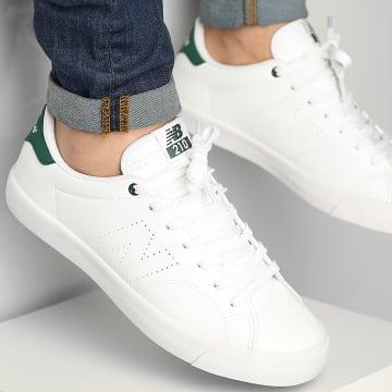 New Balance - Baskets 210 AM210WGW White Green