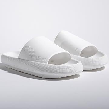 Classic Series - Claquettes Essential Blanc