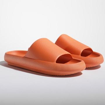 Classic Series - Claquettes Essential Orange