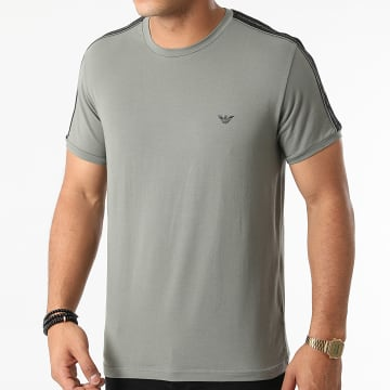 Emporio Armani - Tee Shirt 111890-1A717 Vert Kaki