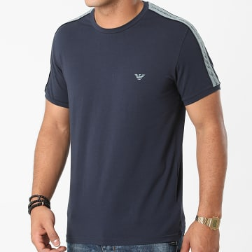 Emporio Armani - Tee Shirt 111890-1A717 Bleu Marine