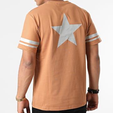 John H - Tee Shirt Réfléchissant T123 Camel