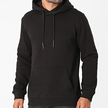 Only And Sons - Sweat Capuche Ceres Life Noir