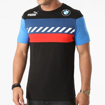 Puma - Tee Shirt BMW M Motorsport SDS Noir
