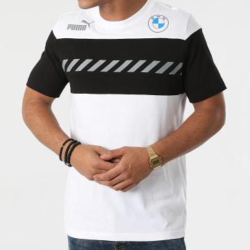 Puma - Tee Shirt BMW M Motorsport SDS Blanc