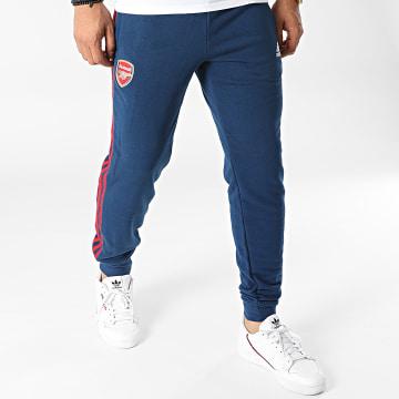 Adidas Performance - Pantalon Jogging A Bandes Arsenal FC 3 Stripes GR4231 Bleu Marine