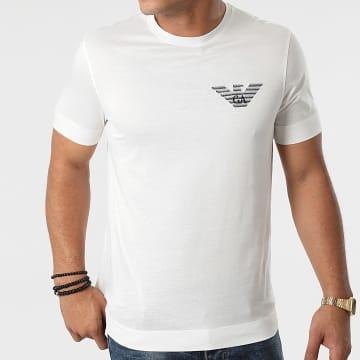 Emporio Armani - Tee Shirt 6K1T91 1JSAZ Blanc