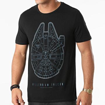 Star Wars - Tee Shirt MESWSPATS117 Noir