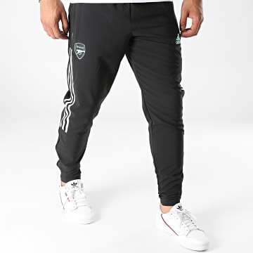 Adidas Performance - Pantalon Jogging A Bandes Arsenal FC GR4134 Noir