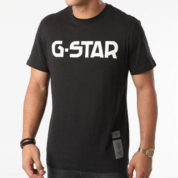 G-Star - Tee Shirt D20190-336 Noir