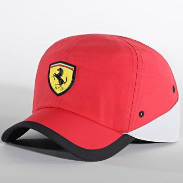 Puma - Casquette Ferrari Race 023480 Rouge