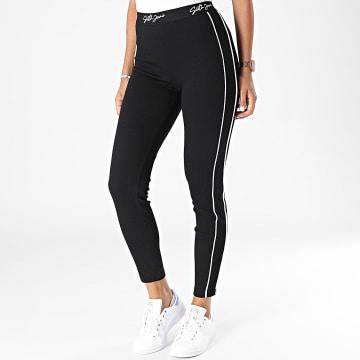 Sixth June - Pantalon Skinny Femme W32968KPA Noir