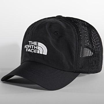 The North Face - Casquette Trucker Horizon Mesh Noir