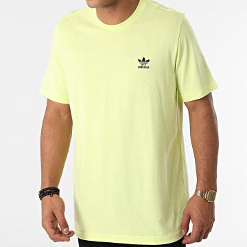 Adidas Originals - Tee Shirt Essential H34630 Jaune