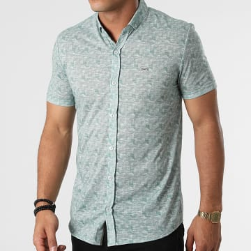 Classic Series - Chemise Manches Courtes 21Y-1127 Vert