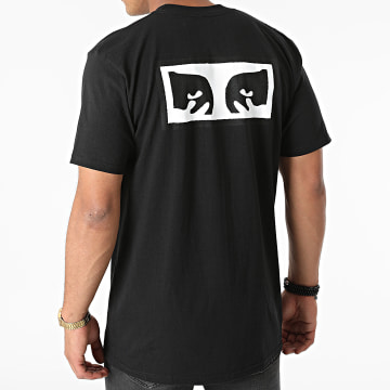 Obey - Tee Shirt Eyes Of Obey 2 Noir