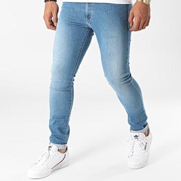 Tiffosi - Jean Slim One Size Man 3 10022384 Bleu Denim