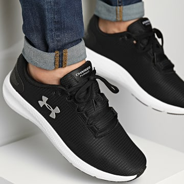 Under Armour - Baskets Charged Pursuit 2 Rip 3025251 Black White