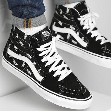 Vans - Baskets Sk8 Hi 32QGQW7 Black True White