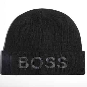 BOSS - Bonnet 50455699 Noir