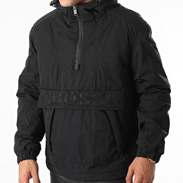 BOSS - Veste Outdoor Capuche Oflavo 50456026 Noir