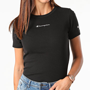 Champion - Tee Shirt 113691 Noir