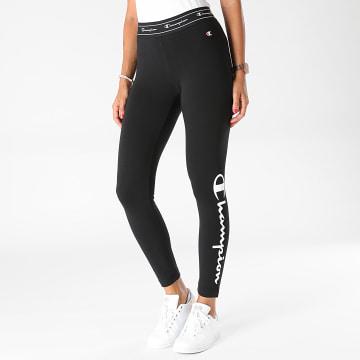 Champion - Legging Femme 114449 Noir