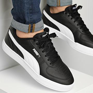 Puma - Baskets Caven 380810 Black White