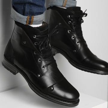 Redskins - Boots Yedes LL27102 Noir