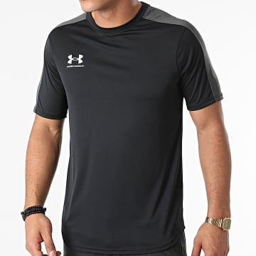Under Armour - Tee Shirt De Sport A Bandes 1365408 Noir