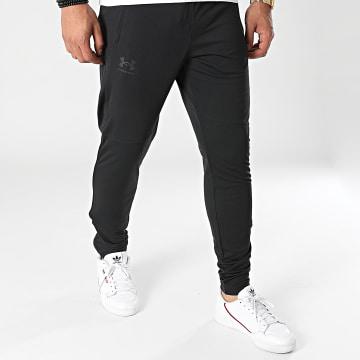 Under Armour - Pantalon Jogging UA Pique 1366203 Noir
