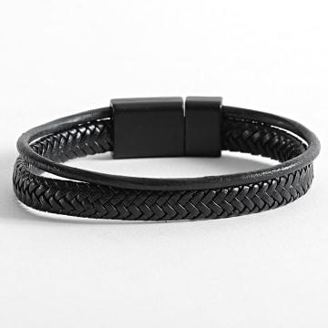 Black Needle - Bracelet BBN-518 Noir